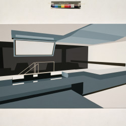 07-Counter, 100 x 220 cm, 2003 4