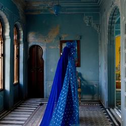 Eternal Maharana and She (II) - 55x80cm, 2013