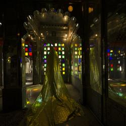 Magic Lights - 70x107cm, 2013