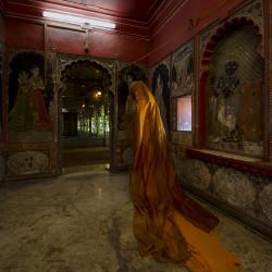Ruins of Eternal Maharana (II) - 23x26cm, 2013