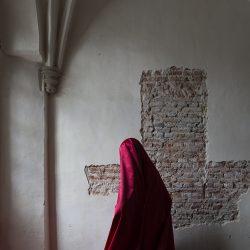 The Cross (III).19.5x25cm.2016
