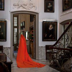 Untitled (Orange).66x80cm.2017